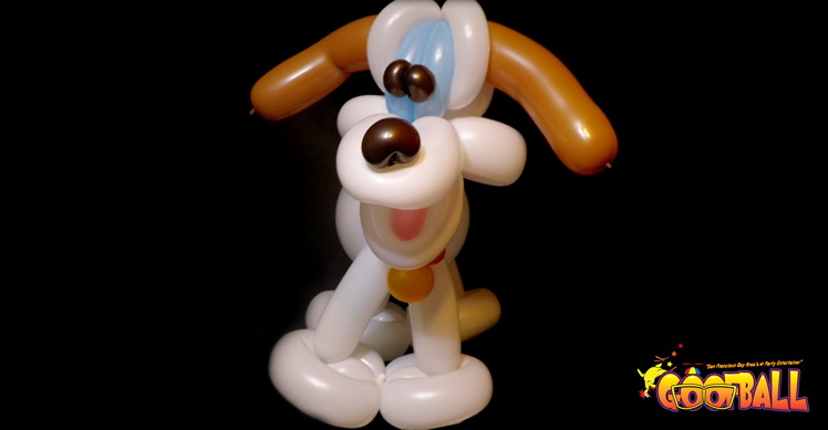 Goofball Animal Balloons - Dog