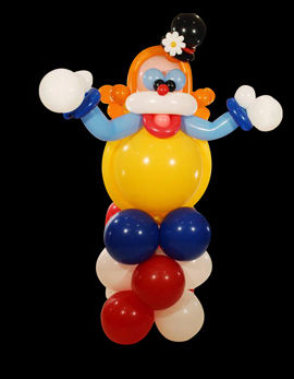 balloon animals monkey