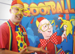 Goofball Kids Magic show San Francisco