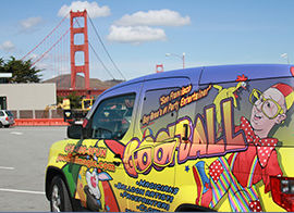 Goofball - San Francisco #1 Magician